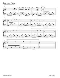 什麽歌-捉妖記2主題曲五線譜預覽4