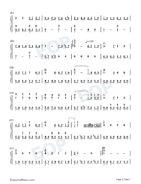 Nutcracker-The Village of No Return OST-Numbered-Musical-Notation-Preview-2
