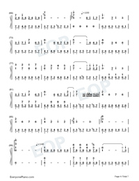 Nutcracker-The Village of No Return OST-Numbered-Musical-Notation-Preview-4