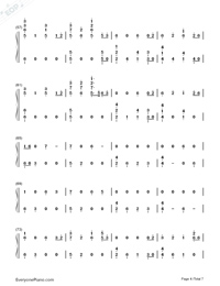 Everyday-Marshmello Ft Logic Free Piano Sheet Music & Piano