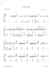In the Dark-Camila Cabello-Numbered-Musical-Notation-Preview-1