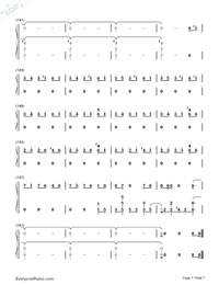 One Strange Rock-Zedd-Numbered-Musical-Notation-Preview-7