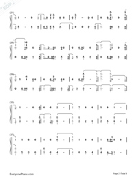 Have It All-Jason Mraz-Numbered-Musical-Notation-Preview-2