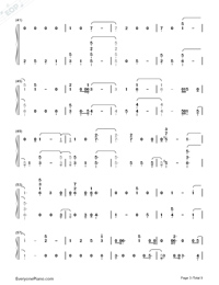 Have It All-Jason Mraz-Numbered-Musical-Notation-Preview-3