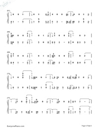 Have It All-Jason Mraz-Numbered-Musical-Notation-Preview-4