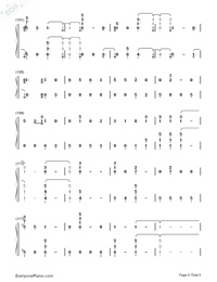 Have It All-Jason Mraz-Numbered-Musical-Notation-Preview-6