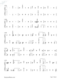 Have It All-Jason Mraz-Numbered-Musical-Notation-Preview-7