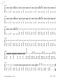 Action Reaction-Wonder Woman's Wrath-Numbered-Musical-Notation-Preview-7
