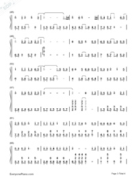 Learn To Meow-Numbered-Musical-Notation-Preview-3