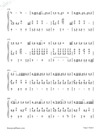 What I Miss-Stefanie Sun-Numbered-Musical-Notation-Preview-2
