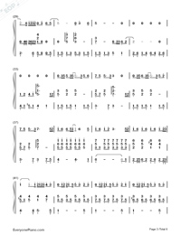 What I Miss-Stefanie Sun-Numbered-Musical-Notation-Preview-3