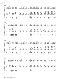 What I Miss-Stefanie Sun-Numbered-Musical-Notation-Preview-4