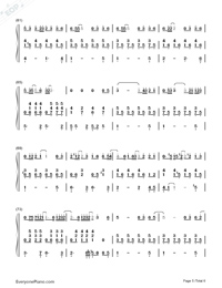 What I Miss-Stefanie Sun-Numbered-Musical-Notation-Preview-5
