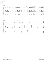 What I Miss-Stefanie Sun-Numbered-Musical-Notation-Preview-6