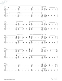 Black Panther-Black Panther OST-Numbered-Musical-Notation-Preview-3