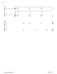 Black Panther-Black Panther OST-Numbered-Musical-Notation-Preview-5