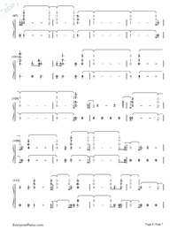 Consequences–Camila Cabello-Numbered-Musical-Notation-Preview-6