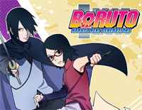 It's all in the game-Boruto: Naruto Next Generations OP3