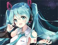 Solar Disco-Hatsune Miku