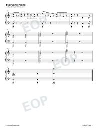 序曲『1812年』-変ホ長調 作品49五線譜プレビュー4