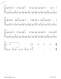 To Be Honest-Zeng Xi-Numbered-Musical-Notation-Preview-2