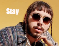 Stay-Post Malone