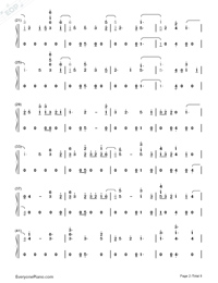 Don't Say You Love Me-Fifth Harmony Numbered Musical Notation Preview 2