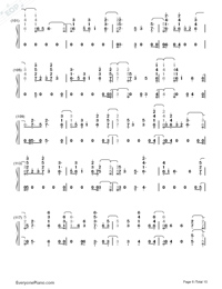 Anpanman-BTS-Numbered-Musical-Notation-Preview-6