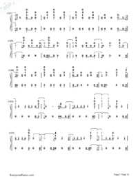Anpanman-BTS-Numbered-Musical-Notation-Preview-7