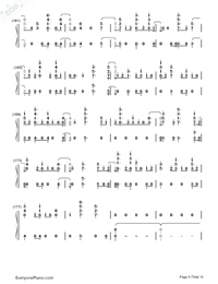 Anpanman-BTS-Numbered-Musical-Notation-Preview-9