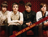 Say Amen Saturday Night-Panic at the Disco