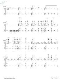 Forge-Avengers Infinity War OST-Numbered-Musical-Notation-Preview-8