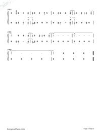 Magic Shop-BTS Free Piano Sheet Music & Piano Chords