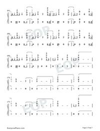Forever-Martin Garrix Free Piano Sheet Music & Piano Chords