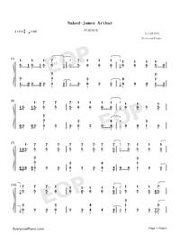 Naked - James Arthur (instrumental) - YouTube