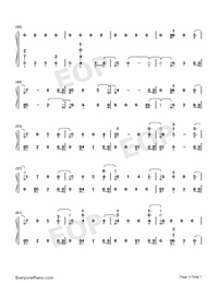 Found You-Kane Brown-Numbered-Musical-Notation-Preview-3