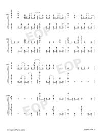 ドラマツルギー-初音ミク両手略譜プレビュー8