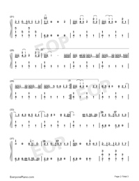 8 Letters-Why Don't We-Numbered-Musical-Notation-Preview-2