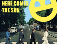 Here Comes the Sun-The Beatles