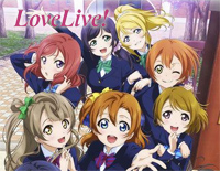 Susume→Tomorrow-Love Live OST