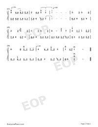 Love Hurts-Yiruma-Numbered-Musical-Notation-Preview-2