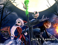 Jack's Lament-The Nightmare Before Christmas OST