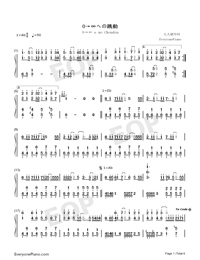 0→∞ e no Choudou-Numbered-Musical-Notation-Preview-1