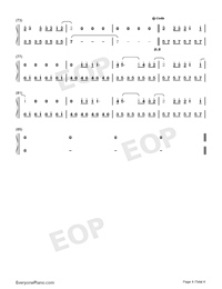 Dean Lewis — Be Alright Piano Sheets — Free Piano ...