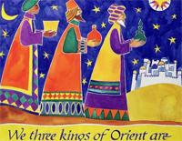 We Three Kings-We Three Kings of Orient Are-Christmas Carol