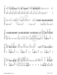 Hectopascal-Bloom Into You ED-Numbered-Musical-Notation-Preview-2