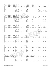 Serendipity-BTS-Numbered-Musical-Notation-Preview-2