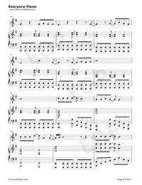 Shallow-A Star Is Born OST Free Piano Sheet Music & Piano Chords