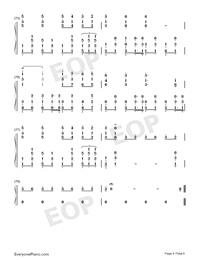 Stranger Things-Kygo ft OneRepublic Free Piano Sheet Music & Piano
