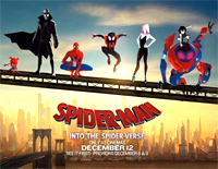 Sunflower-Spider-Man Into the Spider-Verse OST
